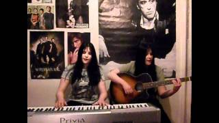 End of the Dream - Evanescence Cover by Scarlett and Ruby