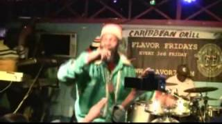 "Capleton ""Slew Dem"" Live Performance in Dallas Texas"