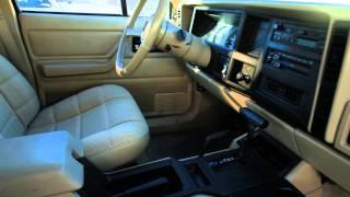 1994 Jeep Cherokee Sport 4x4 15,023 original miles FOR SALE PIPER