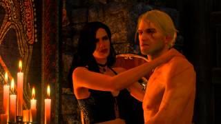 Ведьмак 3: Дикая Охота секс на единороге