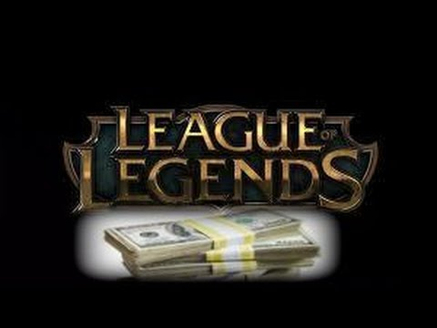 how to make money playing league of legends