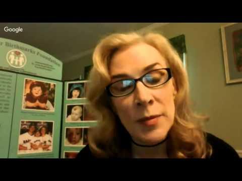 Friending the Mirror Ep 22  Vascular Birthmarks Awareness Dr  Linda Rozell Shannon