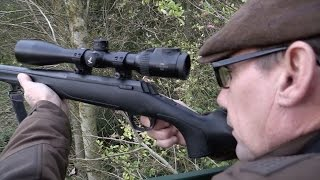 The Shooting Show - Carr and Carr stalk roebucks