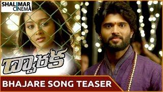 Dwaraka Movie || Bhajare Nanda Song Teaser || Vijay Deverakonda, Pooja Jhaveri || Shalimarcinema