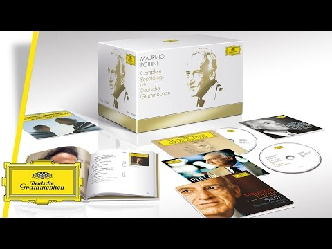 Maurizio Pollini - Complete Recordings on Deutsche Grammophon (Trailer)