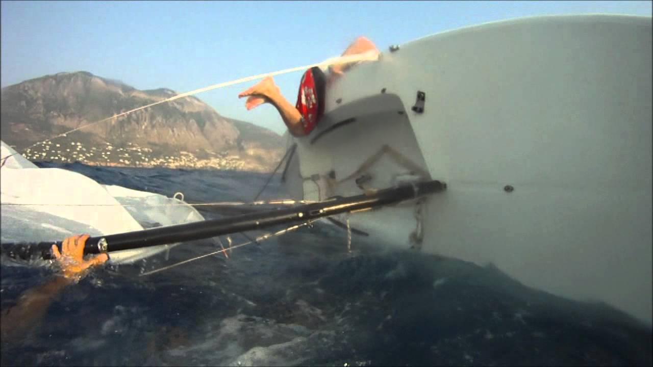 Sailboat Capsize