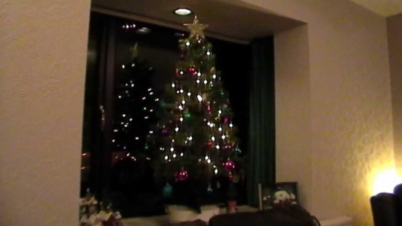 Rotating Christmas Tree