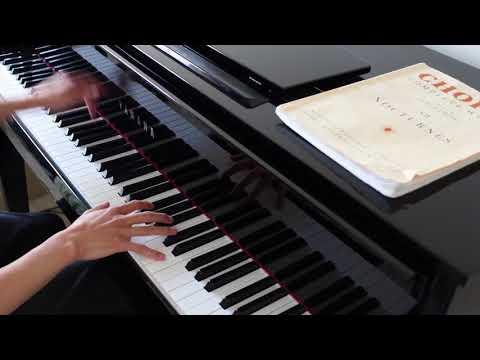 Chopin - Nocturne Op. 27 No. 1 In C-sharp Minor