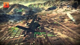 Apache : Air Assault - Gameplay PC Parte 1/2 [HD]