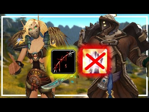 HEALERS HATE THIS CLASS - Assassination Rogue PvP WoW Legion 7.0.3