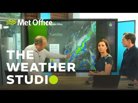 Lightning, Downpours And Sunshine To Come This Week - The Weather Studio