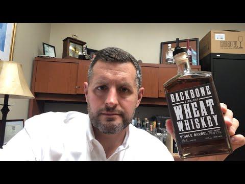 Backbone 95% Wheat Whiskey Single Barrel