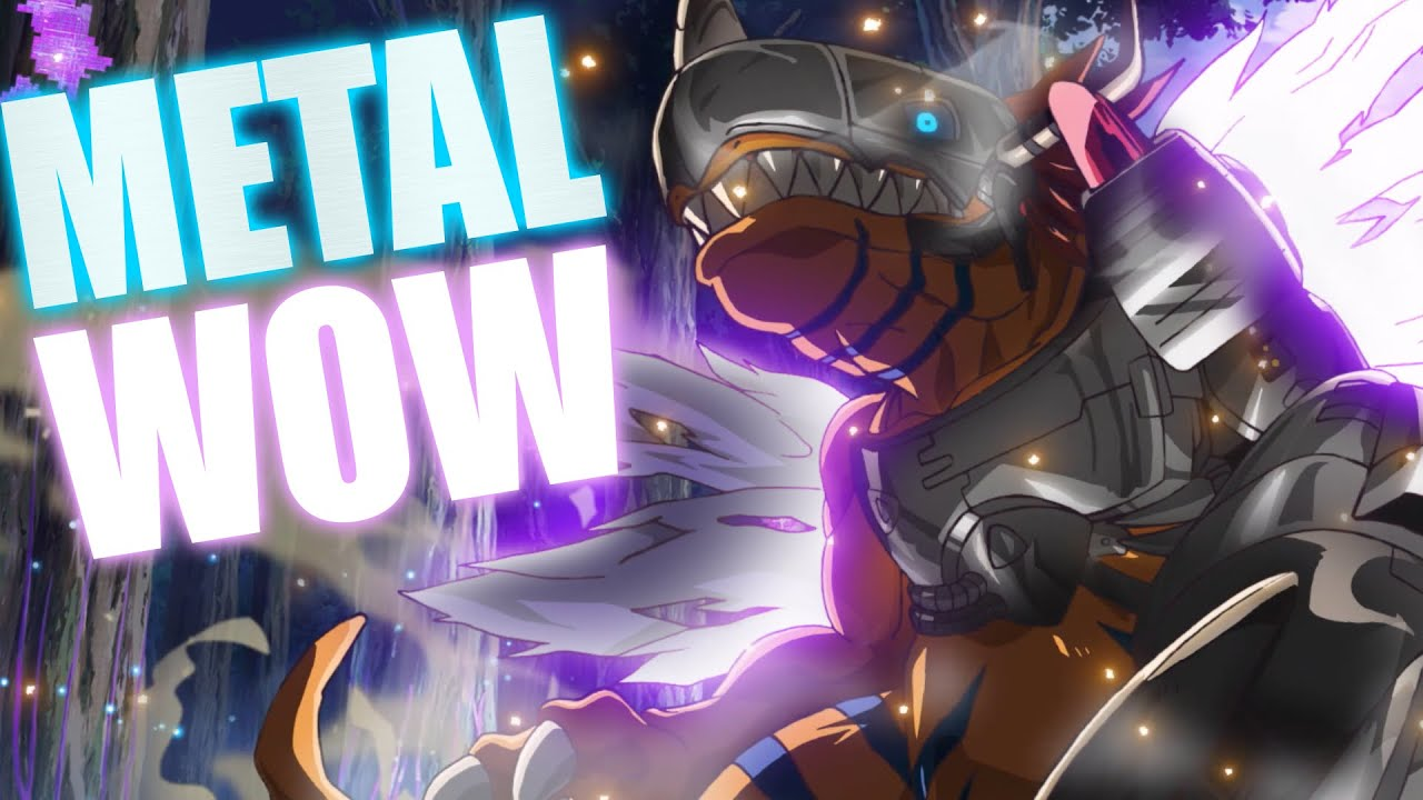 METALGREYMON and Tai VS Matt | Digimon Adventure 2020 Episode 10