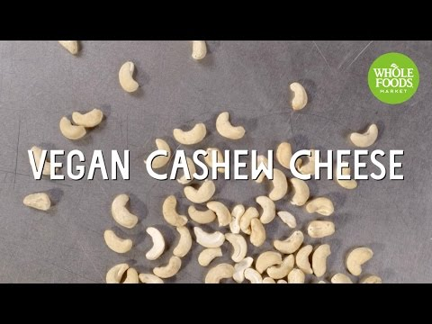 Vegan Cashew Cheese | Special Diet Recipes | Whole Foods Market