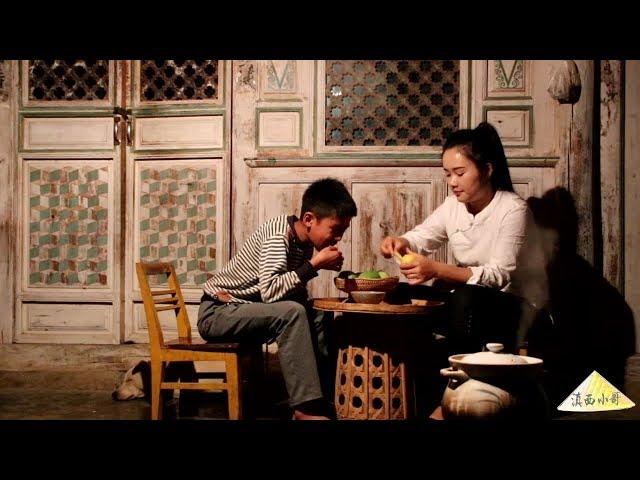 酸木瓜炖猪蹄,既不油腻又保留猪蹄的鲜美,想尝尝吗?【滇西小哥】