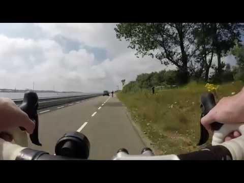 GoPro Hero 3+ Road cycling Holland #2