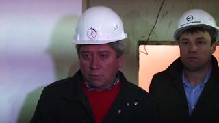 Генеральный директор «Росгосцирка» Дмитрий Иванов посетил Нижнетагильский государственный цирк