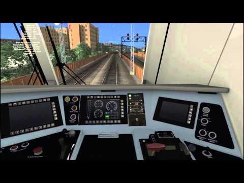 Train Simulator 2014 HD: NEC: New York - New Haven ATC/ACSES Cab Signal System Demonstration