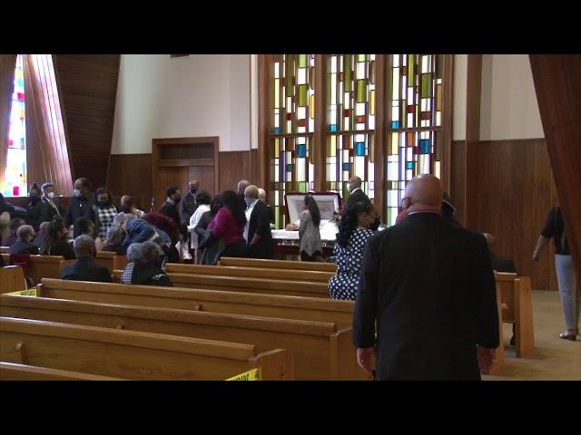 Funeral Services of Hoyl N. Carlock, Jr.