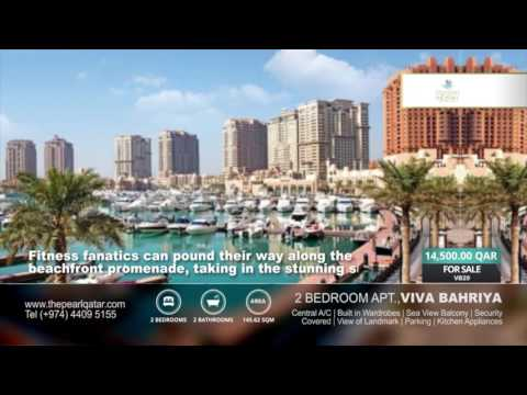 The Pearl Qatar (Viva Bahriya) Luxury Apartments