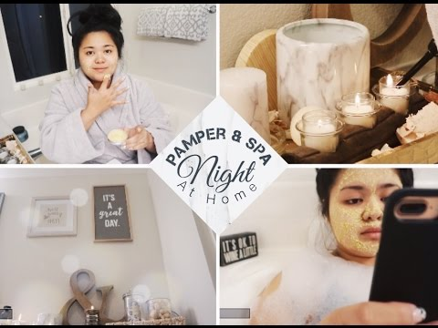 🛀🏻Pamper & Spa Night at Home (MAMI2 JUGA BUTUH RELAX🤗)