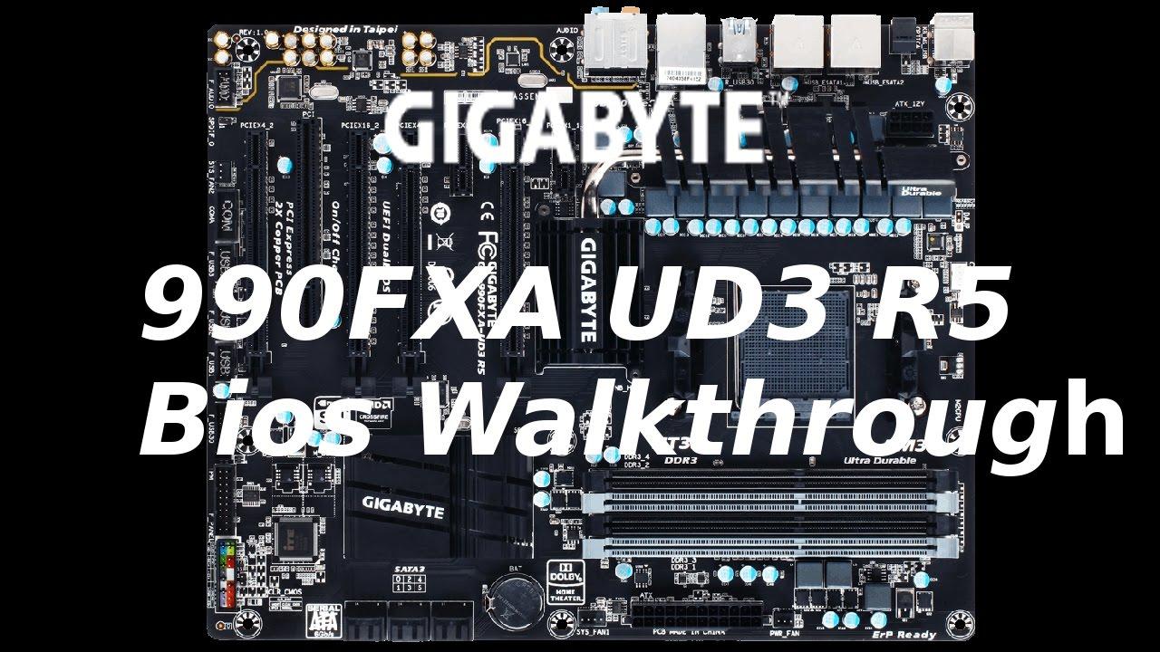 gigabyte 990fxa-ud3 drivers windows 10