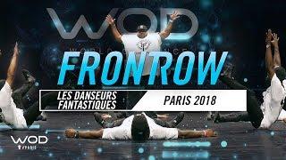 LES DANSEURS FANTASTIQUES | World of Dance Paris Qualifier 2018 | FrontRow