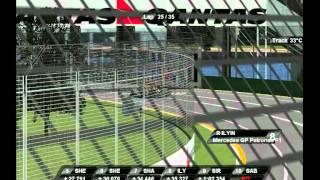 Первая лига. Гран-При Австралии. Гонка(, 2012-02-22T20:56:18.000Z)