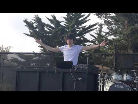 Madeon - The Thrill (Porter Robinson Remix) @ UCSB Extravaganza 2015