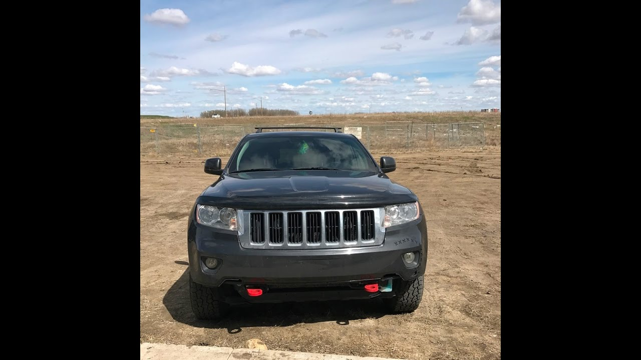 2011-2017 Jeep Grand Cherokee WK2 Mopar Roof Racks ...