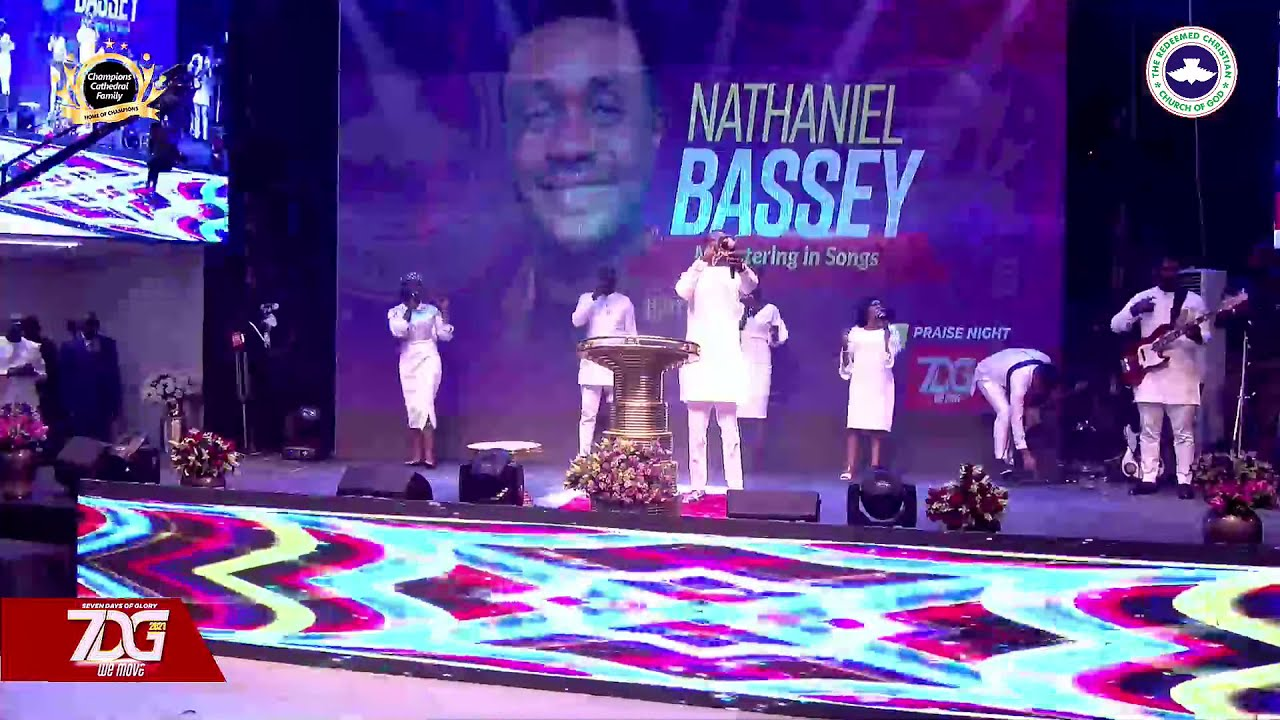 Download Nathaniel Bassey  Ministration During 7 Days Of Glory 2021