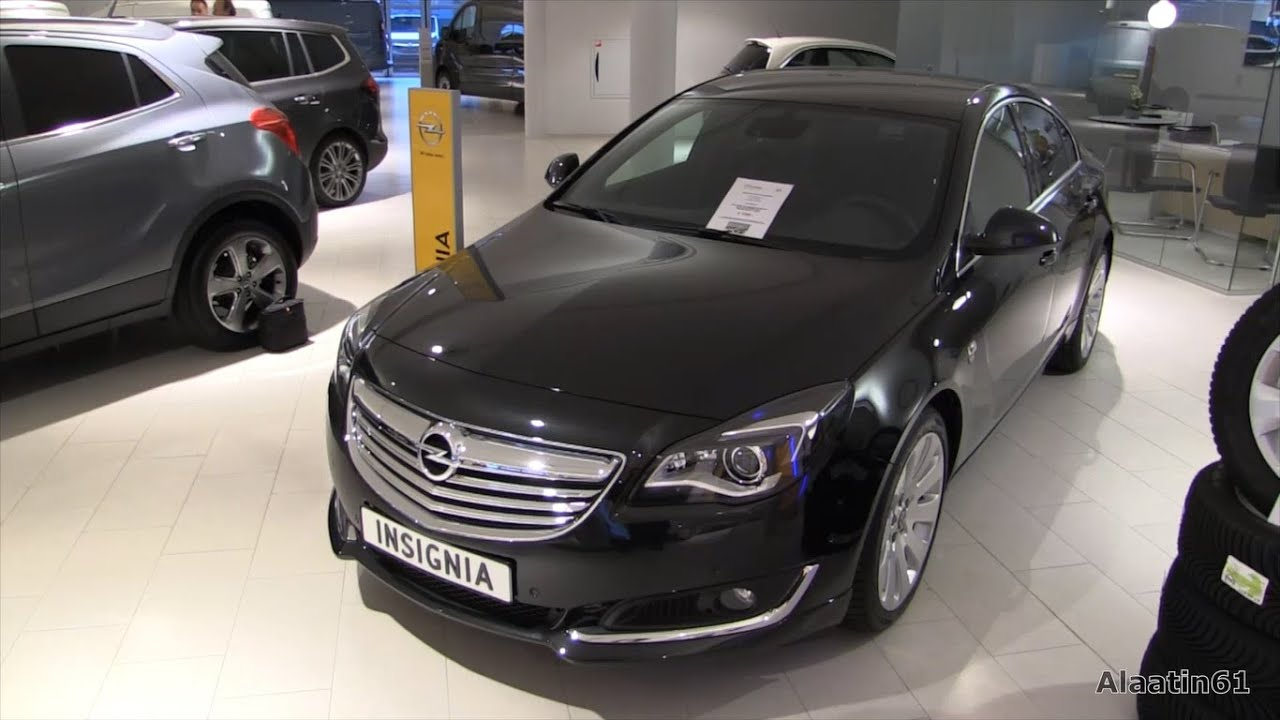 Opel insignia 2015 in depth review interior exterior youtube for Interior opel insignia 2015
