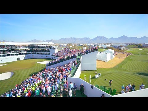 2019 WM Phoenix Open | Construction Updates from Tournament Chairman, Chance Cozby