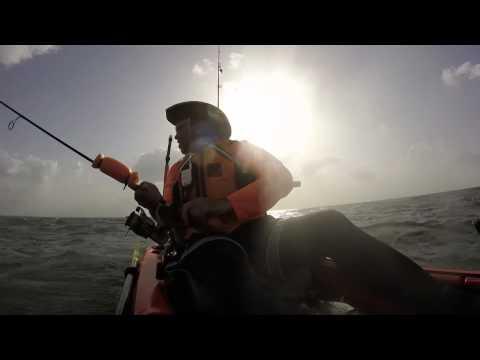 Last Sunday kayak fishing in Trinidad and Tobago