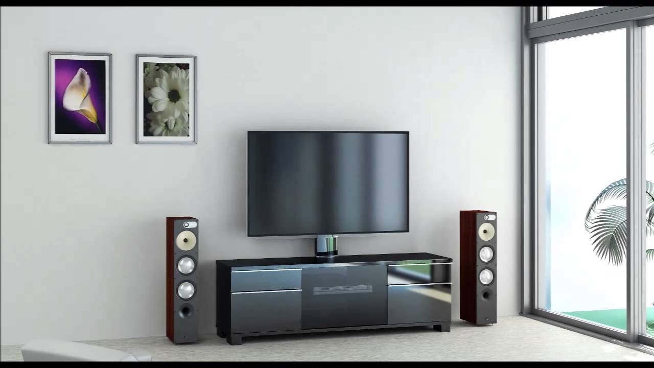 Bismot Lcd Led Tv Stands 2013 Youtube