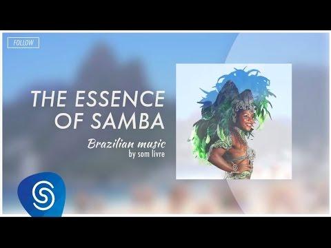 Toquinho + Vinicius de Moraes + Marília Medalha - Samba da Rosa (The Essence of Samba)