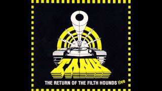 Tank - And Then We Heard The Thunder - The Return Of The Filth Hounds - Live