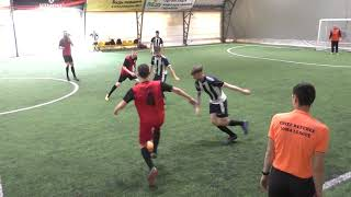 Полный матч Husky Tech United R CUP Турнир по мини футболу в Киеве