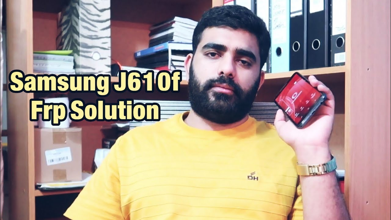 samsung j610f frp samsung j6 plus google account solution without pc