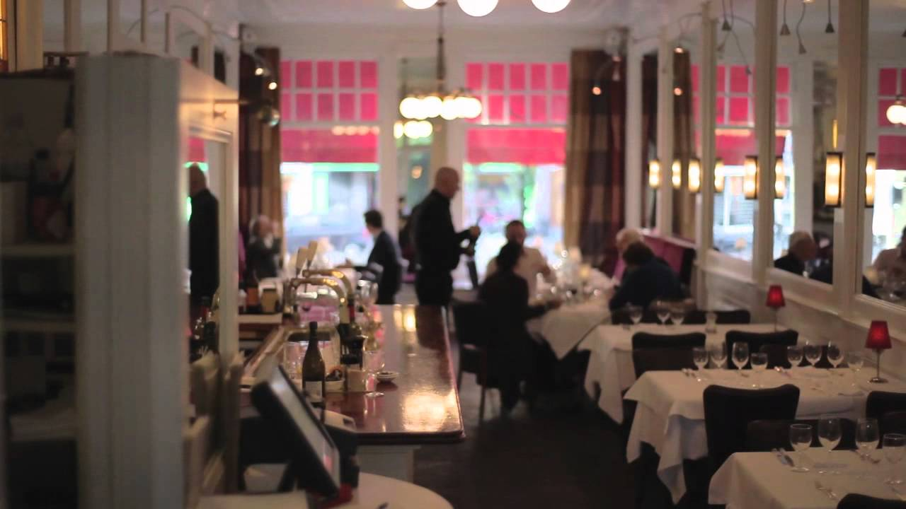 Amsterdam: Food with Niels Wouters - YouTube
