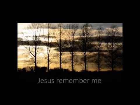 Jesus remember me TAIZE HD with on screen lyrics