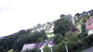 Vol AR.Drone 2.0 sur Voulangis (Crecy-la-Chapelle)
