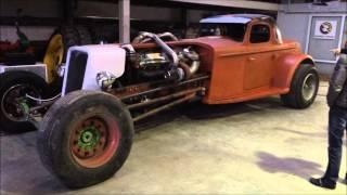 hot rod 16v 71 detroit diesel part 2 deel 2