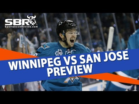 NHL Betting | Winnipeg Jets vs San Jose Sharks | Ice Guys