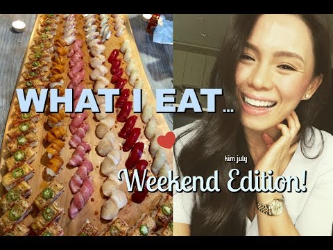 what-i-eat-in-a-day-|-weekend-edition-|-acai,-soyfish,-matcha-mille