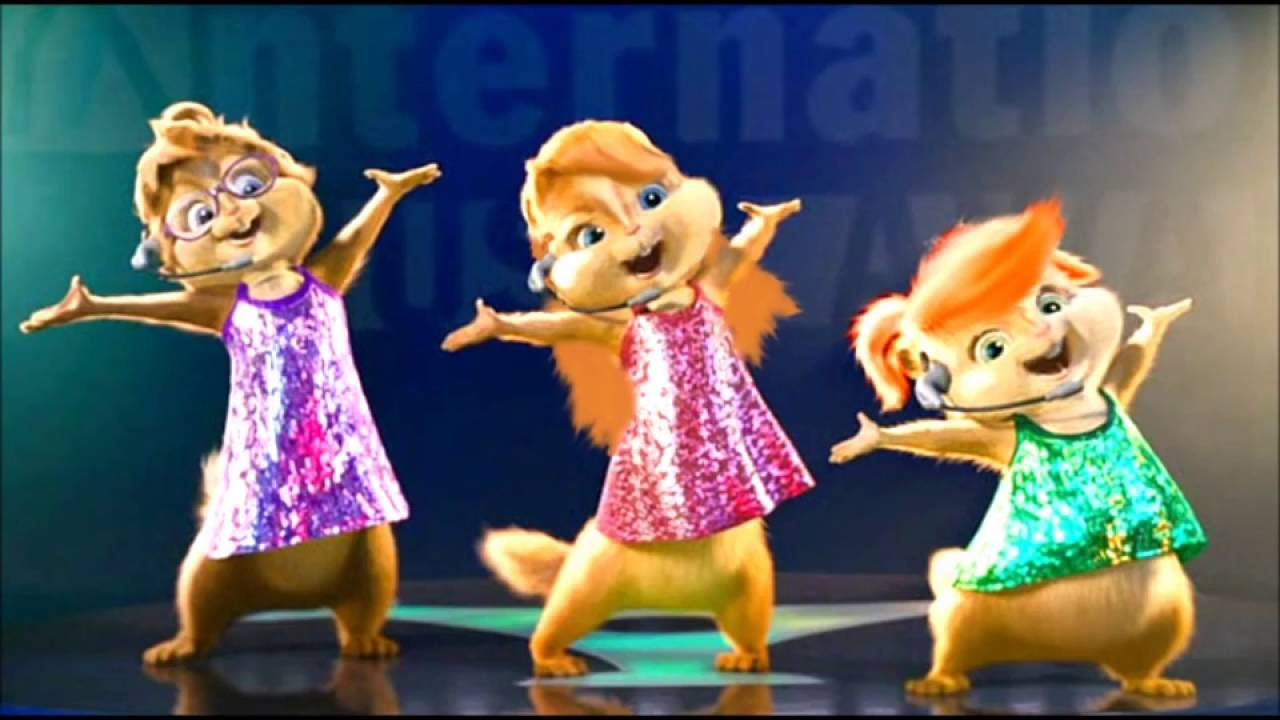 Ally Brianna And The Chipettes Something To Dance For
