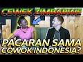 CEWEK ZIMBABWE SUKA COWOK INDONESIA KARENA TIDAK PL3YB0Y? !!