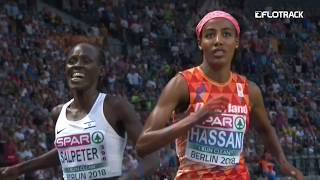 Lap Counting Mistake In European Championships 5K Final