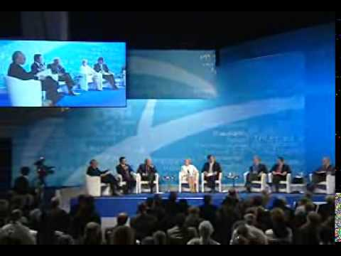 Ministerial-Industry Panel: Prospects for an Energy-Efficient Future