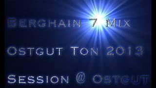 DJ Dan Cortez   Berghain 7 Session - 09 11 2012